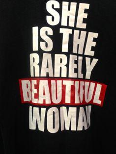 Another t-shirt. So many interpretations...