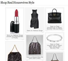 Shop our new Shop Real Housewives Style section for in stock items seen on the Real Housewives! http://www.bigblondehair.com/shop-real-housewives-style/