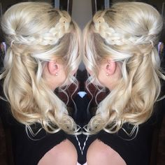 Updo by Cady