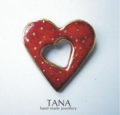 Tana / Tana sperky - keramika/zlato
