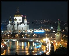 Russia. I'll get there someday.