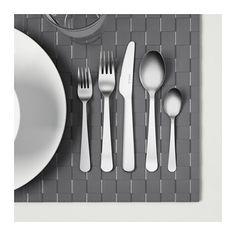 DRAGON 60-piece flatware set  - IKEA