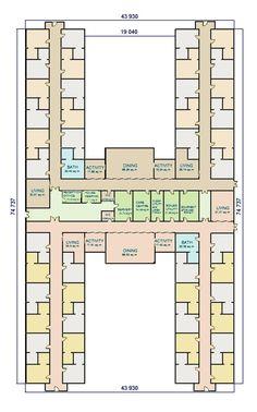 Resultado de imagen de Best Nursing Home Designs
