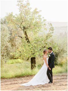 Elegant wedding in the charming Villa Sermolli