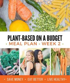 Our 2nd meal plan just went live! ♡ PlantBasedMealPlan.com (link in bio) ✨ @PlantBasedonaBudget and I were blown away by the response to our first #mealplan, which has already helped nearly 1,000 people learn how to eat #healthy #vegan meals on a very tight #budget. We can't wait to help even more people with this one! We put a lot of TLC into this project, and I hope you'll share it with anyone who may benefit! Toni crafted super-delicious budget-friendly recipes for Week 2. And as always,