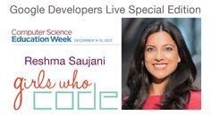 Computer Science Education Week: Girls Who Code