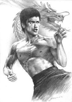 "( 2016 † IN MEMORY OF ) - † BRUCE LEE (Lee Jun Fan) Wednesday, November 27, 1940 - 5' 7½"" - San Francisco, California, USA. Died: Friday, July 20, 1973 (aged of 32) - Kowloon, Hong Kong. (cerebral edema)"