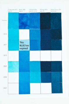 Rit Synthetic Dye Sample Chart Color Palettes Rit Dye