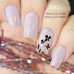 45 types of makeup nails art nailart 49 – Nails Stylish Nails, Trendy Nails, Cute Nails, My Nails, Types Of Nails, Flower Nails, Christmas Nails, Spring Nails, Nails Inspiration