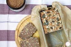 Buchweizenbrot mit Quinoa Sauerteig in 2 Varianten | Marille's Cuisine #glutenfrei #laktosefrei #vegan #bread #sourdough