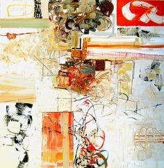 """Angelo"" 60"" x 60"" by Chris Hayman"