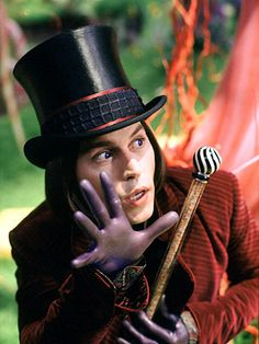 Charlie & the Chocolate Factoy