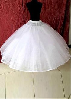 Cheap Wedding Formal Dress Pannier Yarn 3 Wire 1 Hard Network Petticoat Wedding Accessories