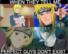 Minato Only one of the perfect guys