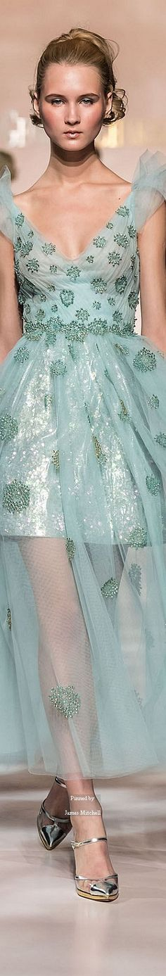 Georges Hobeika Couture Spring-summer 2015