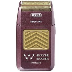 Wahl Cordless 5-Star Shaver 8547 | Five Star Shaver |Keller International Barber Supplies