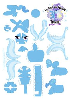 GreatandPowerful Trixie PCraft by Kna.deviantart.com on @deviantART
