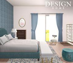 Charming guest bedroom by tiffani valencia