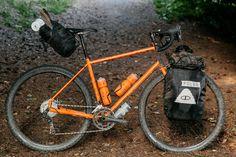 Erik's Poler Edition AWOL Touring Bike