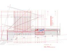 Galería de Restaurant Mestizo / Smiljan Radic - 40 Under Construction, Coffee Shop, Diagram, Gallery, Image, Drawing, Google, Water Gardens, Mongrel