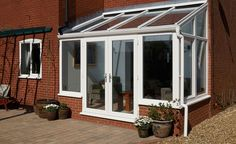 UPVC Lean To Conservatories At Unbeatable Prices | Anglian Home