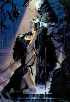 Fantasy Ladies by Dorian Cleavenger