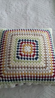 Phatufa - Pillow Granny Square Basic