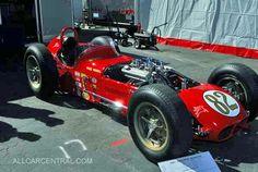 Monterey Historic Automobile Races 2007 Indy Cars