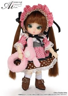 If I were to pick out an Ai doll, this would probably be the one... || A-737 May 2013 - Ai Doll Camellia
