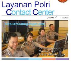 Call Center Polisi
