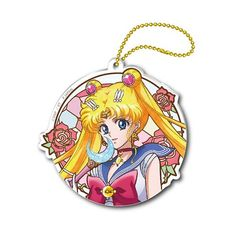 MOONIE MERCH OF THE DAY: Super cute Sailor Moon Crystal charm! (and cheap too!)   #SailorMoon
