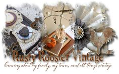 Rusty Rooster Vintage