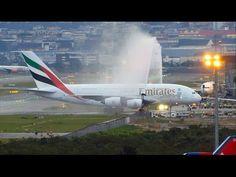 Maior avião comercial do mundo, o Airbus A380 pousa em Guarulhos [vídeo] - TecMundo