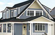 Exterior paint colors in frank lloyd wright 39 s oak Sherwin williams rejuvenate exterior paint