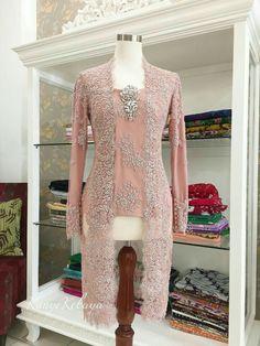 Kebaya Hijab, Kebaya Brokat, Dress Brokat, Batik Kebaya, Kebaya Dress, Kebaya Muslim, Batik Dress, Lace Dress, Beanie Outfit