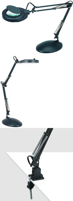 Loupes And Magnifiers 34084 Task Lamp With Magnifier