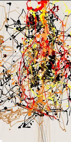 Jackson Pollock, Unknown