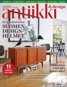Antiikki & Design 10/2017. Kuva Jaanis Kerkis. Decor, Storage, Cabinet, Furniture, Home Decor