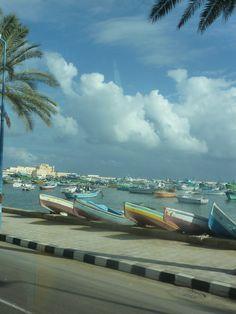 Fishing boats in Alexandria harbour Egypt Tourism, Egypt Travel, Life In Egypt, Alexandria Egypt, Visit Egypt, Giza, Egyptian Art, Travel Aesthetic, Luxor