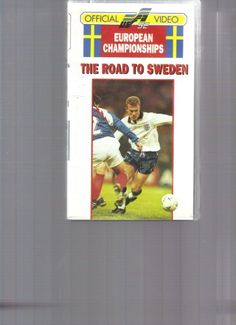 Official UEFA 1992 Video: The Road To Sweden [VHS]. . http://www.champions-league.today/official-uefa-1992-video-the-road-to-sweden-vhs/.  #barclays premier league #Champions League #football #football club logos #football tops #GBP #Premier League #Sweden #uefa