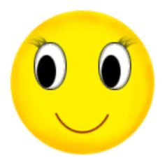 Laughing Smiley Face Gif | Clipart Panda - Free Clipart Images