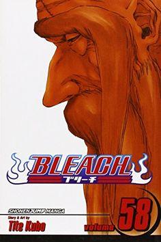 Bleach, Vol. 58, 2013 The New York Times Best Sellers Manga Graphic Books winner, Tite Kubo #NYTime #GoodReads #Books