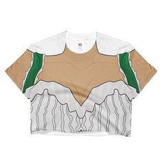 08178b7b Oktoberfest Bavarian Dirndl Ladies Funny Crop Top Sexy Halloween Costume  Shirt or Oktoberfest Costum