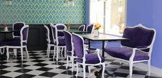 BK's Cake Art Café in Beringen, Schaffhausen Shops, Restaurant, Cake Art, Conference Room, Dining Chairs, Table, Furniture, Home Decor, Reposteria