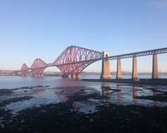 Morning view #scotland Morning View, Sydney Harbour Bridge, Scotland, Instagram Posts, Travel, Viajes, Destinations, Traveling, Trips