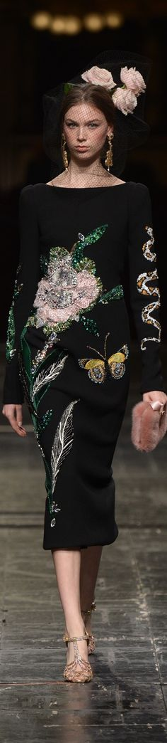 Dolce & Gabbana spring 2016 couture  |  @  couture .... runway
