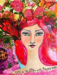 Caras Hermosas - Jane Davenport