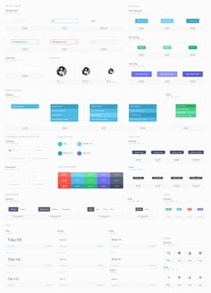 Sample for UI Guidelines