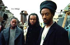 Slum Village is a hip hop group from Conant Gardens, Detroit, Michigan.