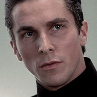 Name: Sharon I love anything Bruce Wayne/Batman, Christian Bale or Nolan. Christian Bale Body, Batman Christian Bale, Chris Bale, British Actors, American Actors, Harry Styles Pictures, American Psycho, Hollywood Actor, Star Wars